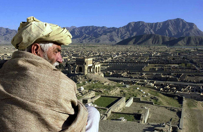 Disaffection Prevails Among Afghans Today