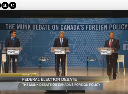 The Munk Leaders' Debate: Opportunity Missed