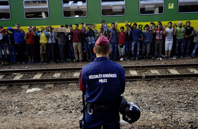What Are 'Hotspots'? The Inevitable Rise of Detention in the Quest for Asylum Solutions in the EU