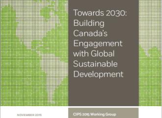 Working Group on International Development