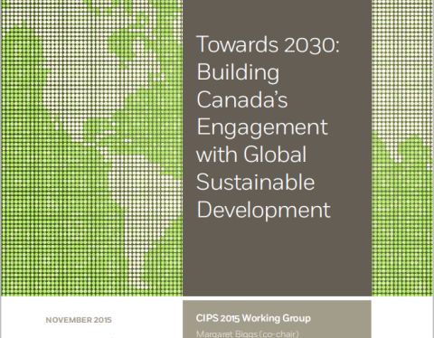 Interview: Margaret Biggs and John McArthur – Welcoming a new era of global development