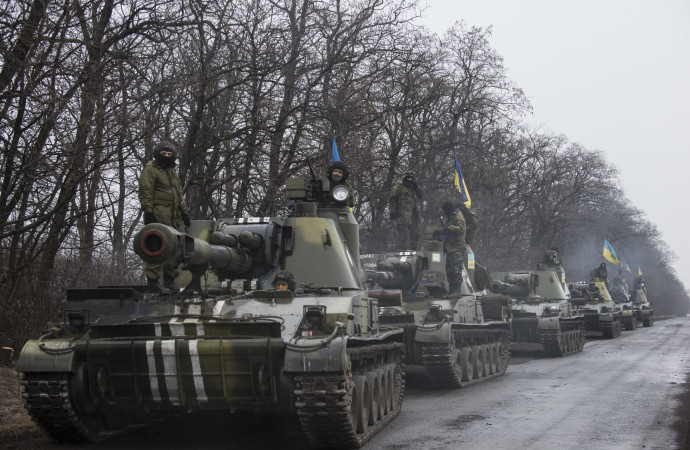 Russia's Endgame in Donbass