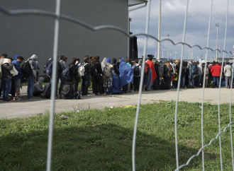 Welcoming Syrians, detaining others