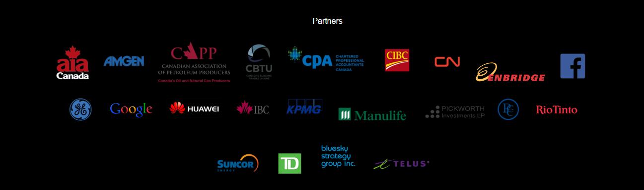 Ottawa Forum Sponsors