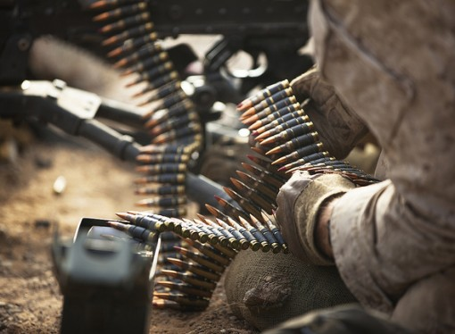 Liberal Government Must Sign Treaty Regulating Arms Industry