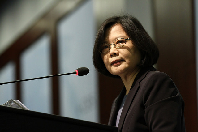 Taiwan's New Government and Canada: Looking Forward to Deepened Ties