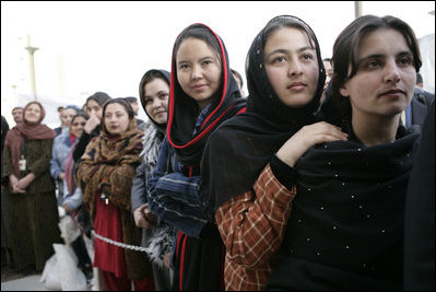 Women's Development in Afghanistan: Ensuring Sustainable Gains