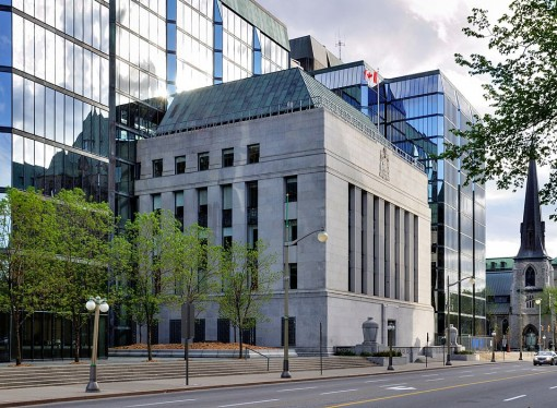 Can the Bank of Canada Come to the Rescue Again?