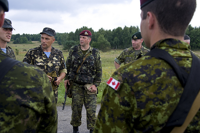 Canadian Forces Reality Check: Time to do Less with Less