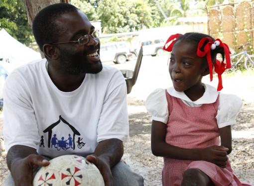 Les personnes handicapées et la coopération Canado–Haïtienne (French only)