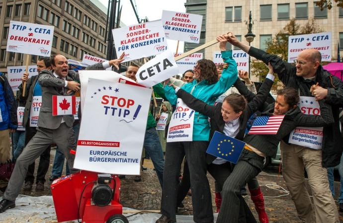 End of CETA, end of European trade deals