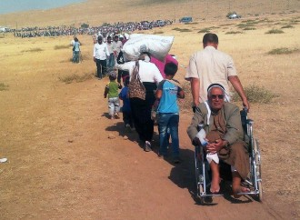 """Syrian Refugees and Canada's """"Defining Moment"""": One Year On"""