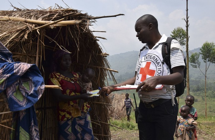 Humanitarian Action on the Front Lines