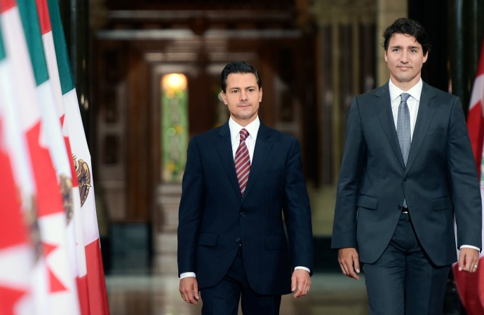 What if Canada and Mexico Said No to Renegotiating NAFTA?