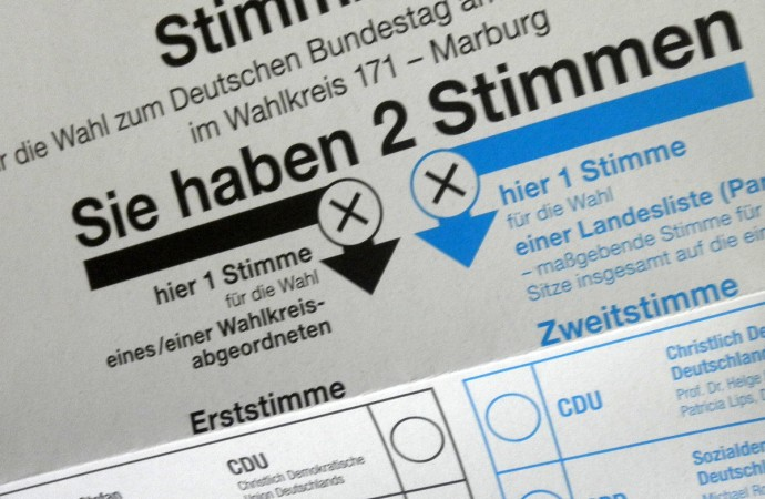 The German Election: A (Preliminary) Analysis
