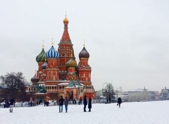 Russia: Foreign Policy of a Country In-Between