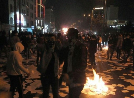 Iran's Riots: Flash in the Pan, or Sign of Things to Come?