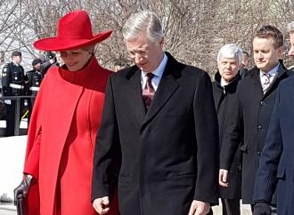 La visite du roi et de la reine des Belges : symbolique et pragmatique