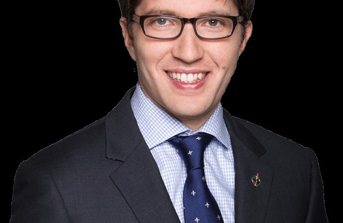 Interview with Garnett Genuis, MP for Sherwood Park- Fort Saskatchewan