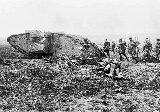 Lest We Forget Why We Fought World War I