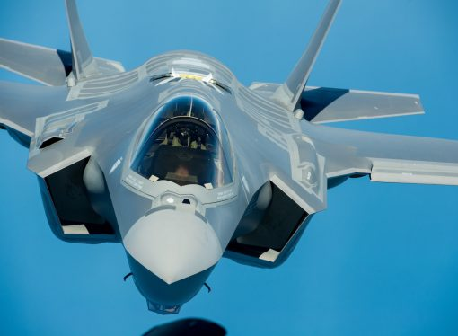 F-35 Sales Are America's Belt and Road