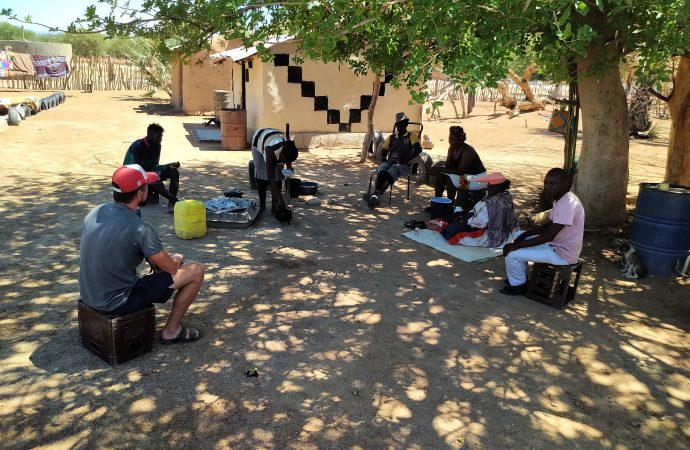 The Globality of Community-Based Conservation in Namibia