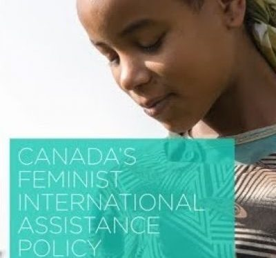 The Impacts of the Feminist International Assistance Policy on Implementing Organizations