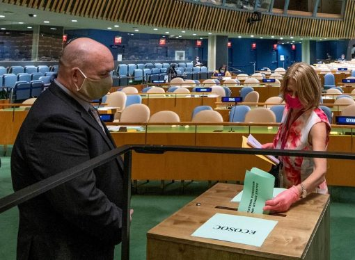 Canada lost its bid for a UN Security Council seat. That's a blessing in disguise