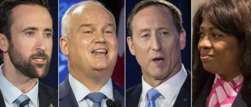 Where do the Conservative Leadership Candidates Stand on International Issues?