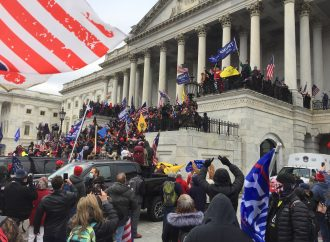 Trump-Inspired mob at U.S. Capitol Follows a Familiar Path of Election Violence