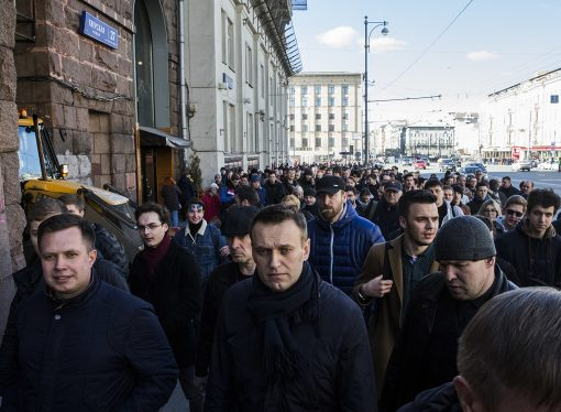 Why Alexei Navalny Has Failed to Spark Revolution in Russia