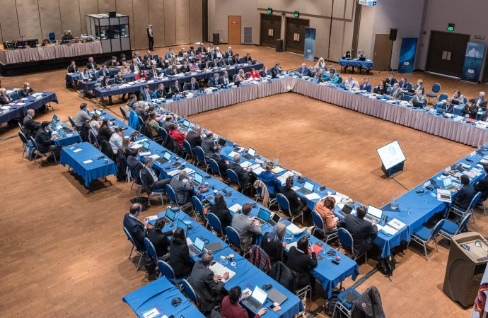 What will Russia do as Arctic Council Chair?