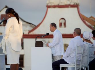 Transitional Justice in Colombia, Five Years After Signing the Peace Agreement