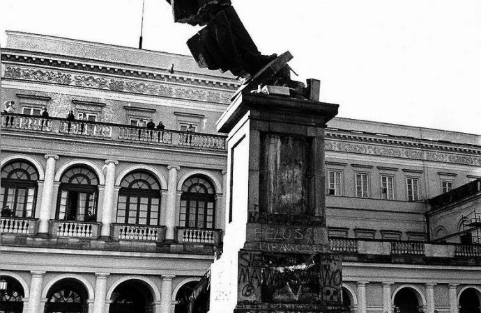 The Fate of Unwanted Art: Poland's Symbolic Dealing with the Communist Past