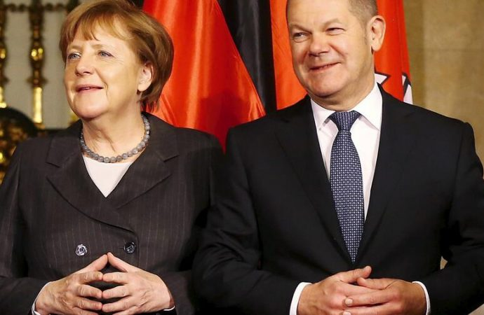 What's next for Germany after Merkel