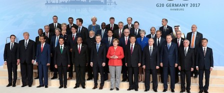 A New G-20 for a Leaderless World